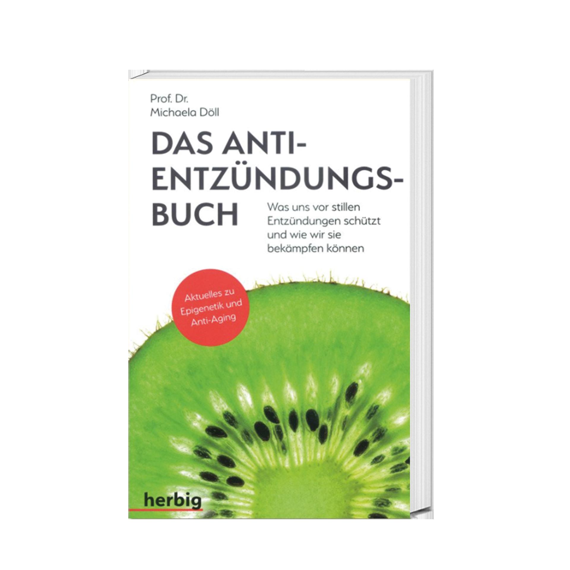 Das Anti-Entzündungsbuch, 172 Seiten