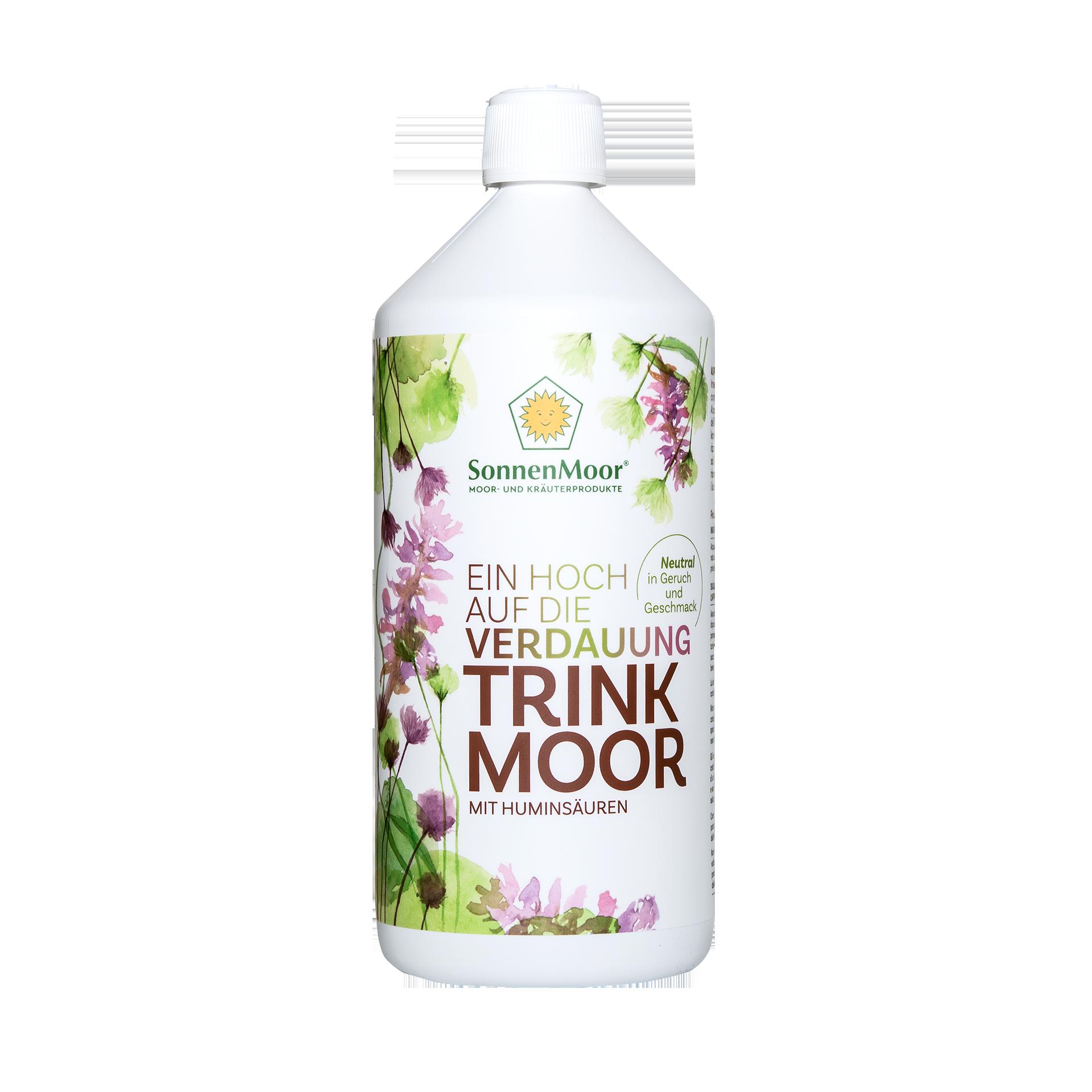 Trinkmoor, 1000 ml