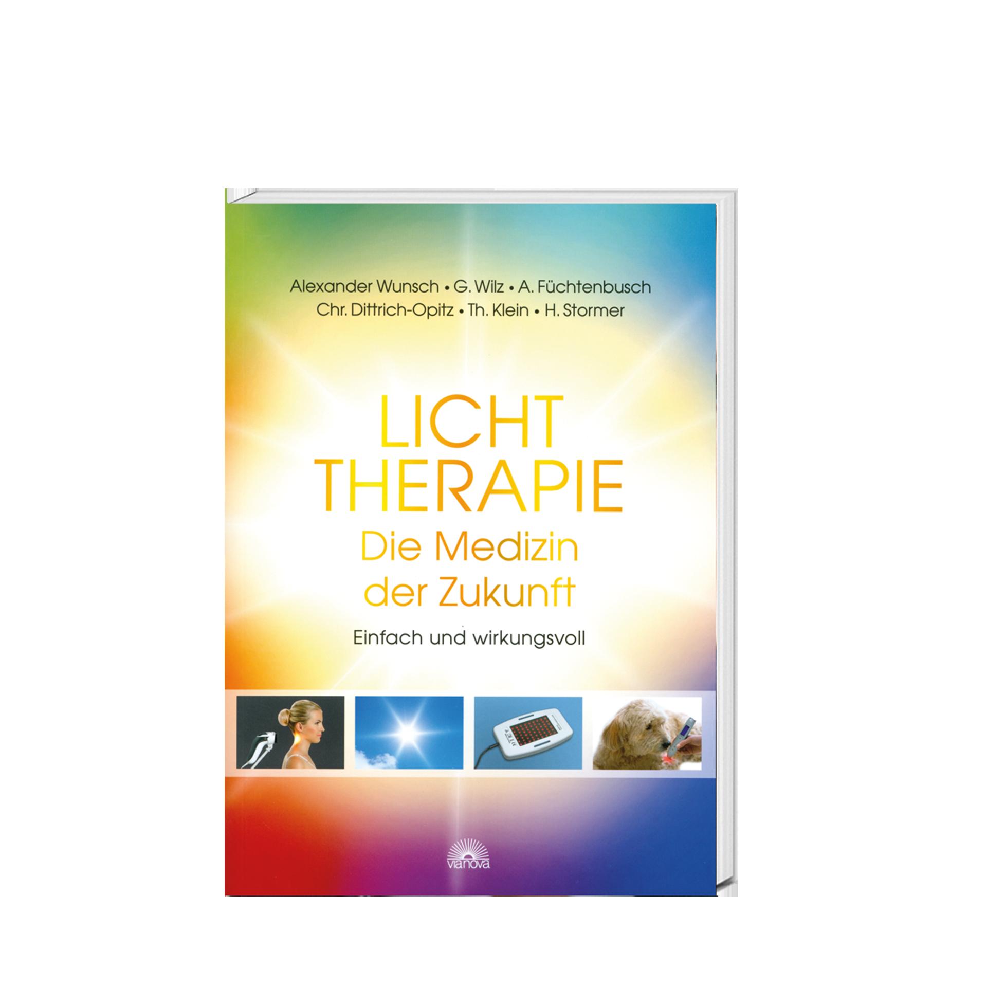 Lichttherapie - Die Medizin der Zukunft, 216 Seiten