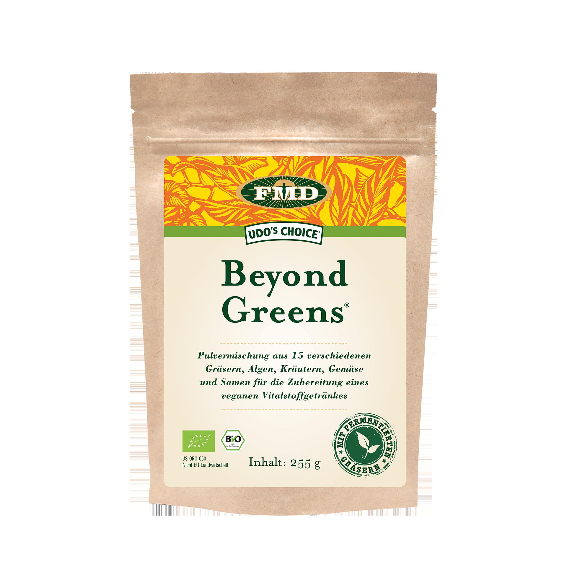 Beyond Greens, BIO, 255 g