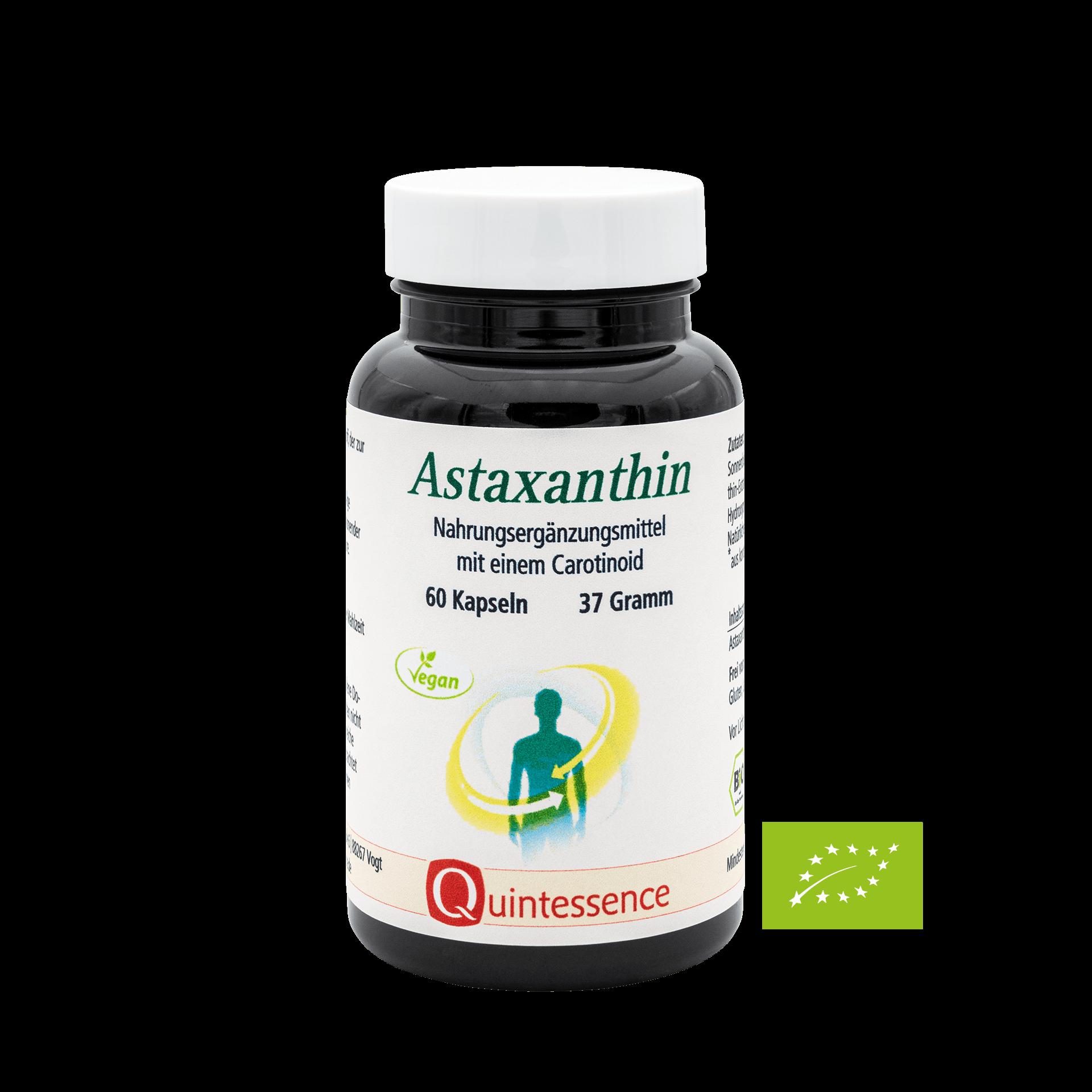 Astaxanthin, 60 Kapseln