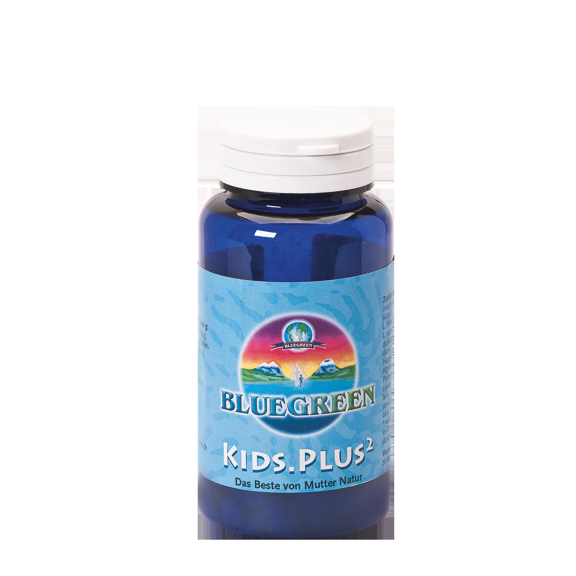 Kids.Plus², ca. 120 Presslinge, 30 g