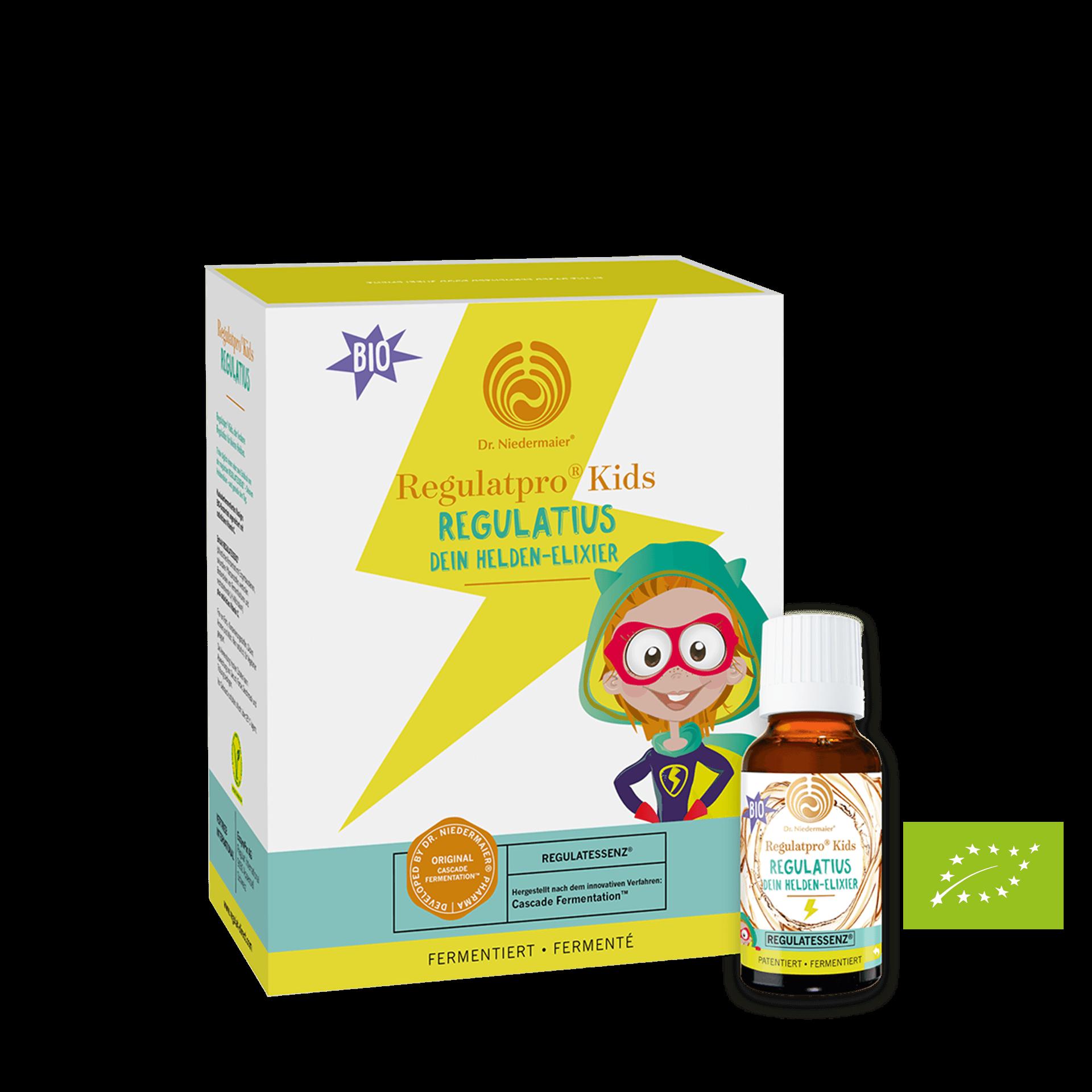 Regulatpro Kids Regulatius, 20 x 20 ml