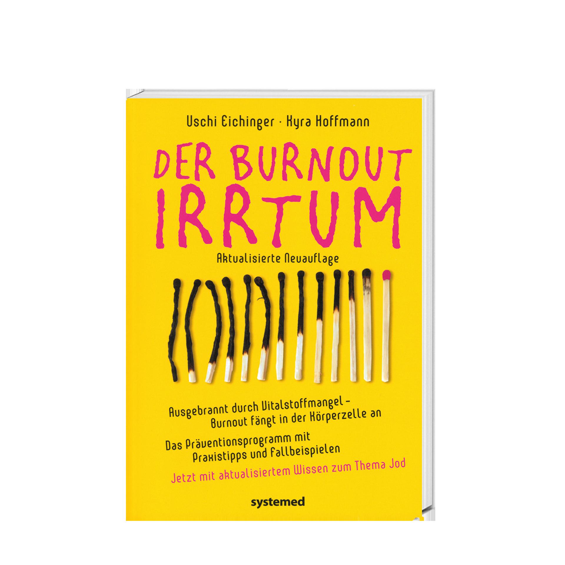 Der Burnout Irrtum, 160 Seiten
