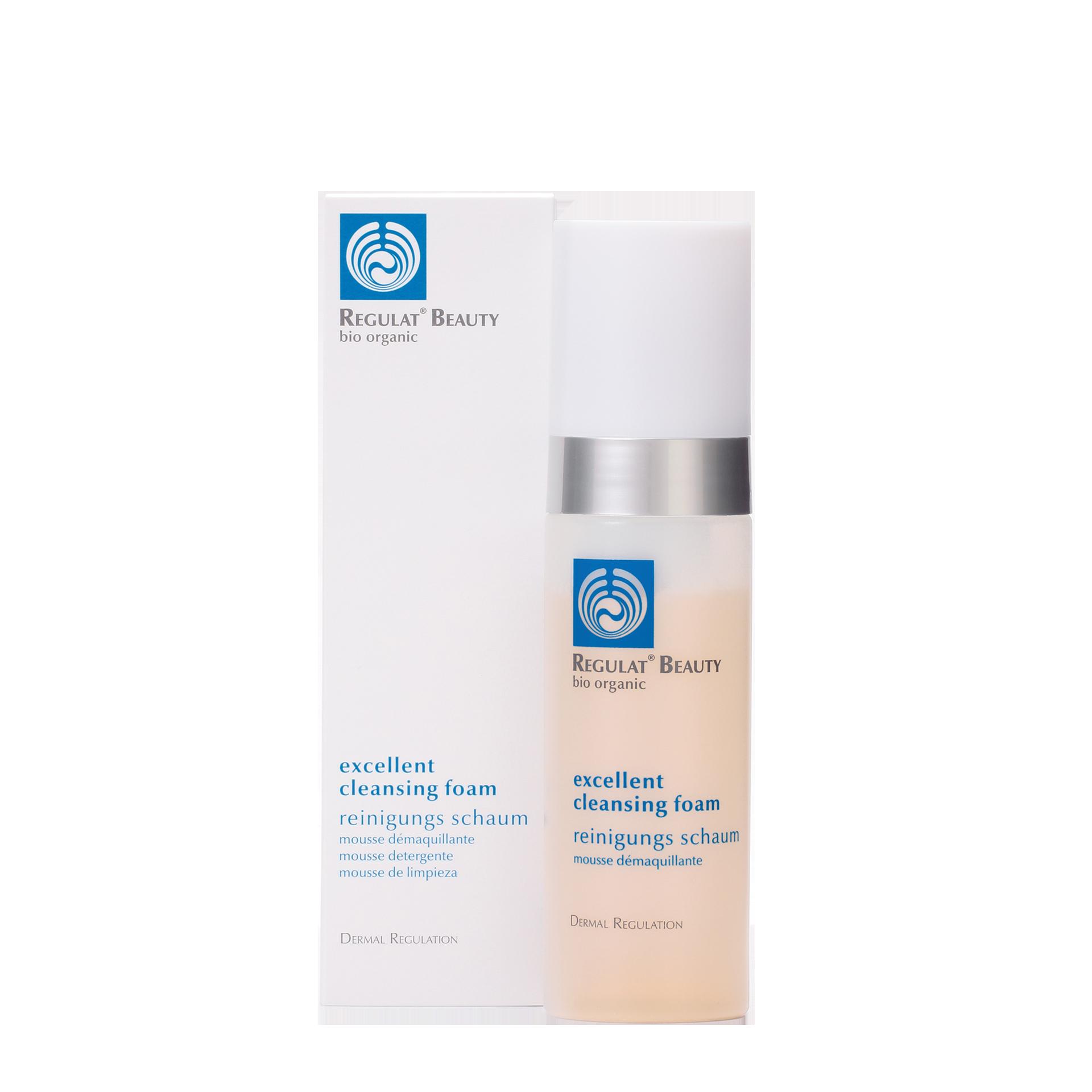 Regulat Beauty, Reinigungsschaum, 150 ml