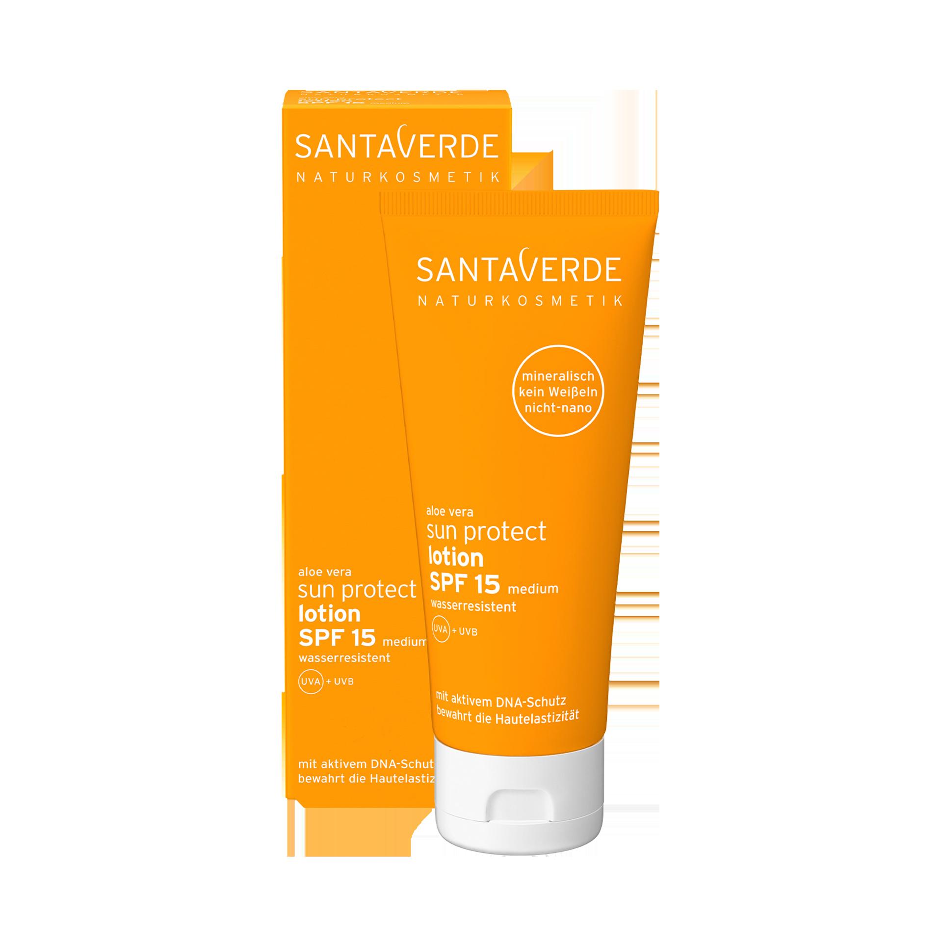 sun protect lotion SPF 15, 100 ml