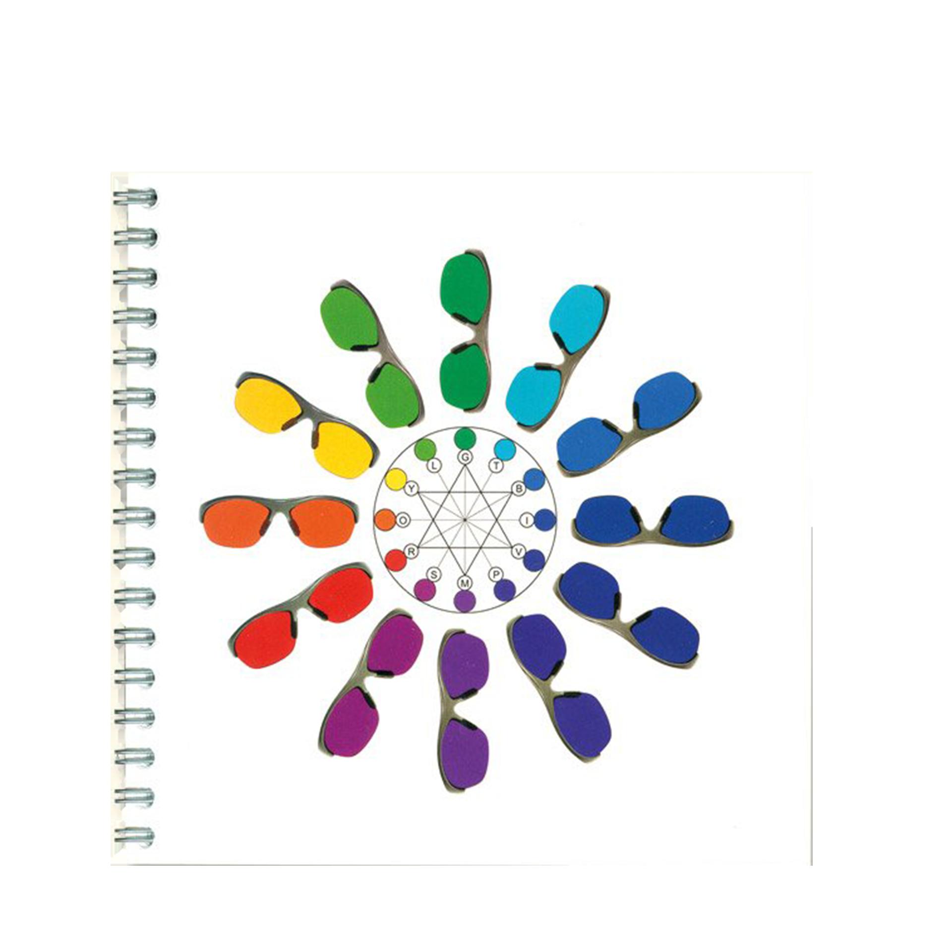 Handbuch: SpektroChrom - Farbbrillen, 96 Seiten