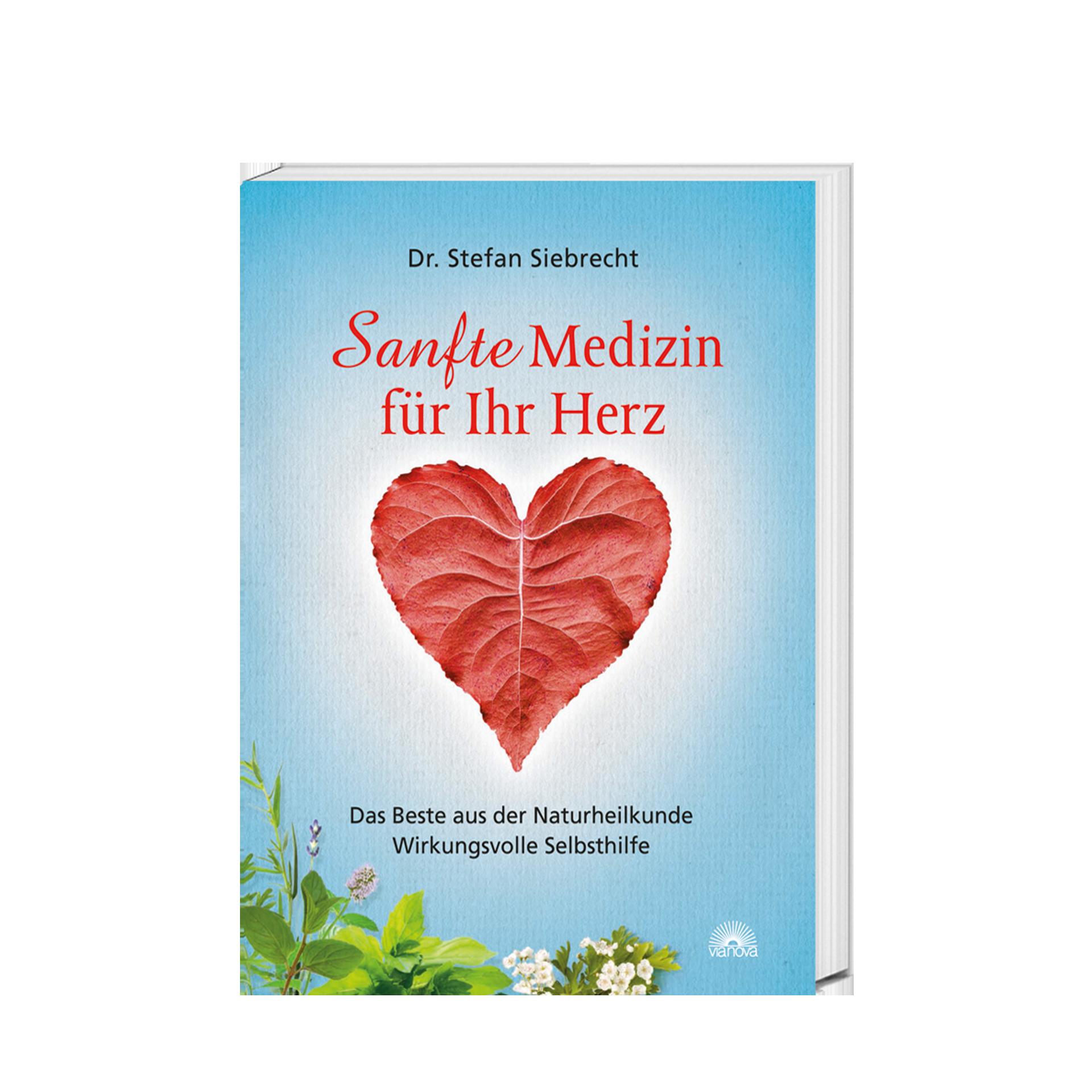 Sanfte Medizin für Ihr Herz, 200 Seiten