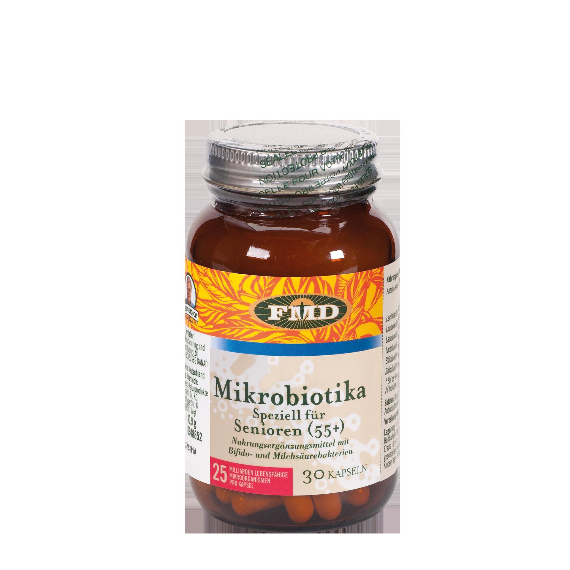 Mikrobiotika  55+