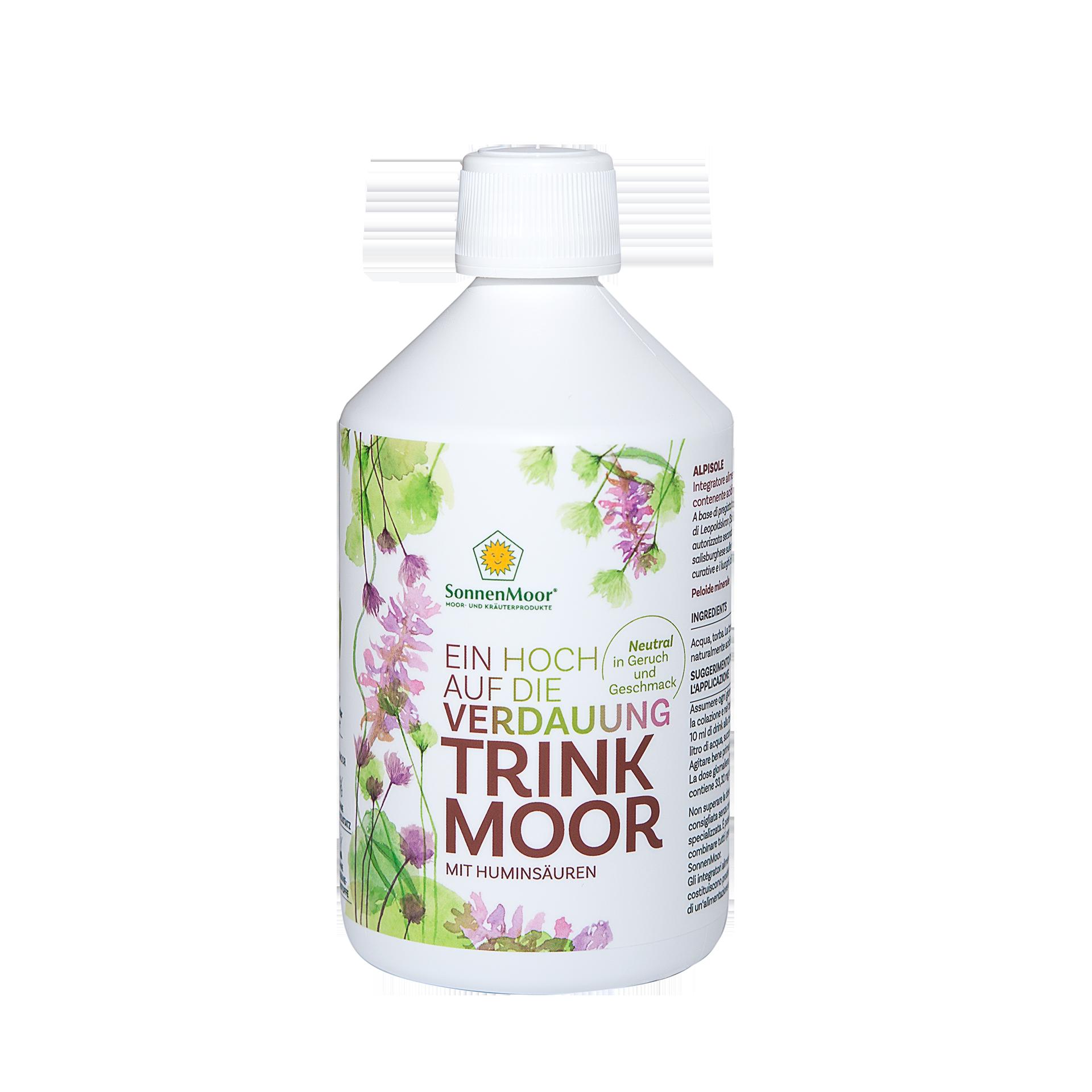 Trinkmoor, 500 ml