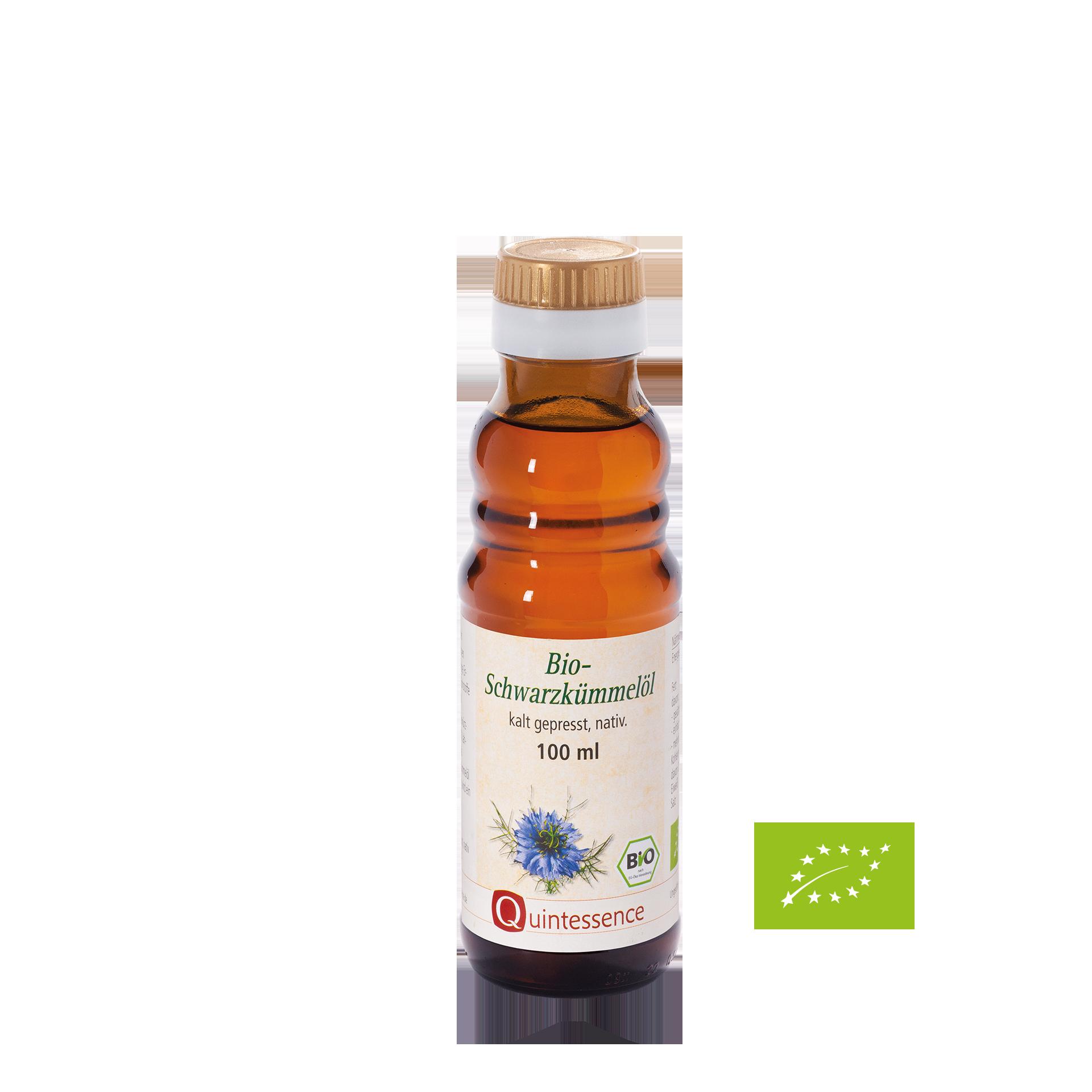 Bio-Schwarzkümmelöl, 100 ml