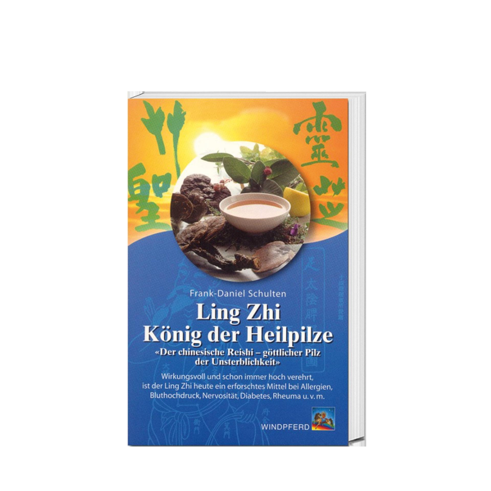 Ling Zhi König der Heilpilze, 119 Seiten