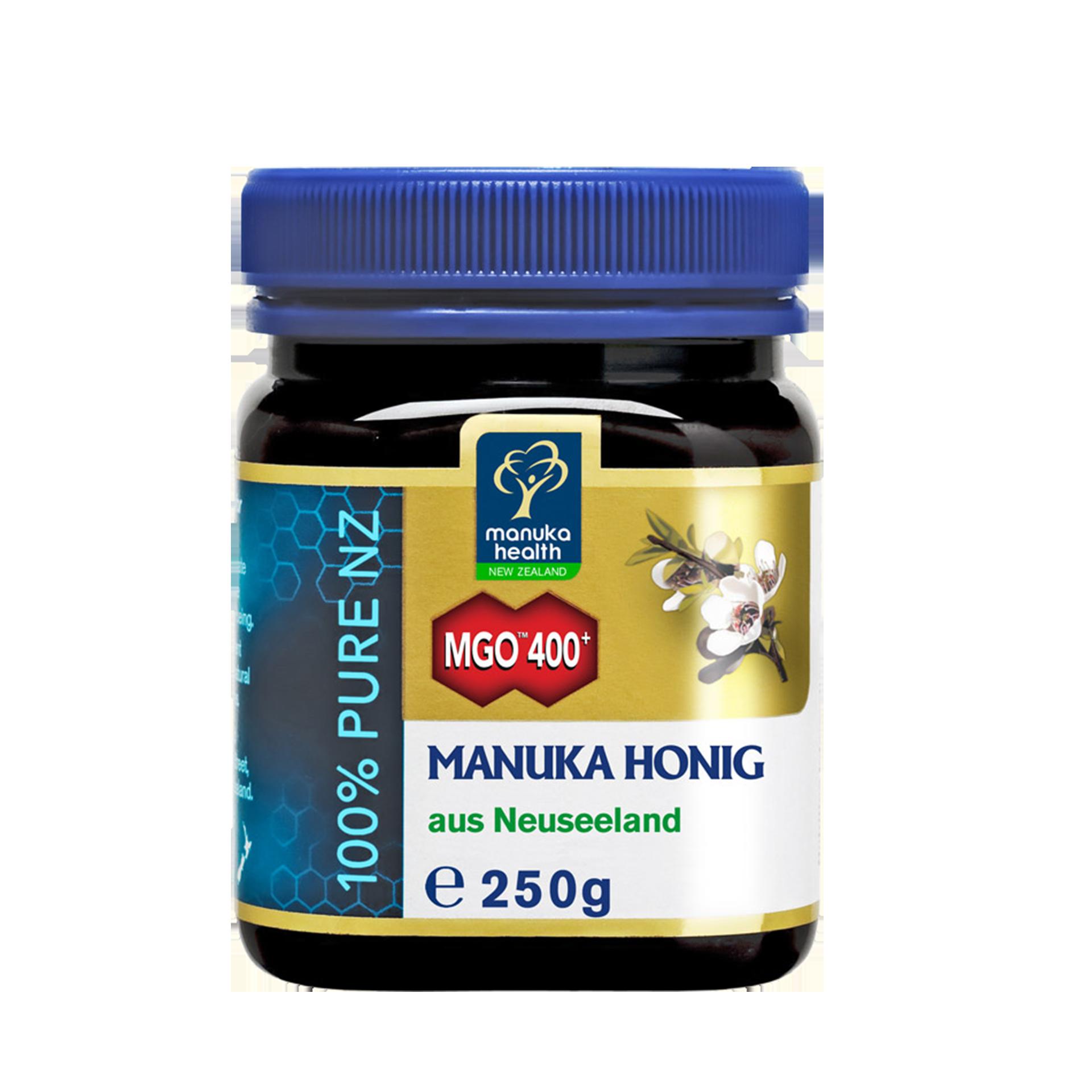 Manuka-Honig MGO 400+, 250 g