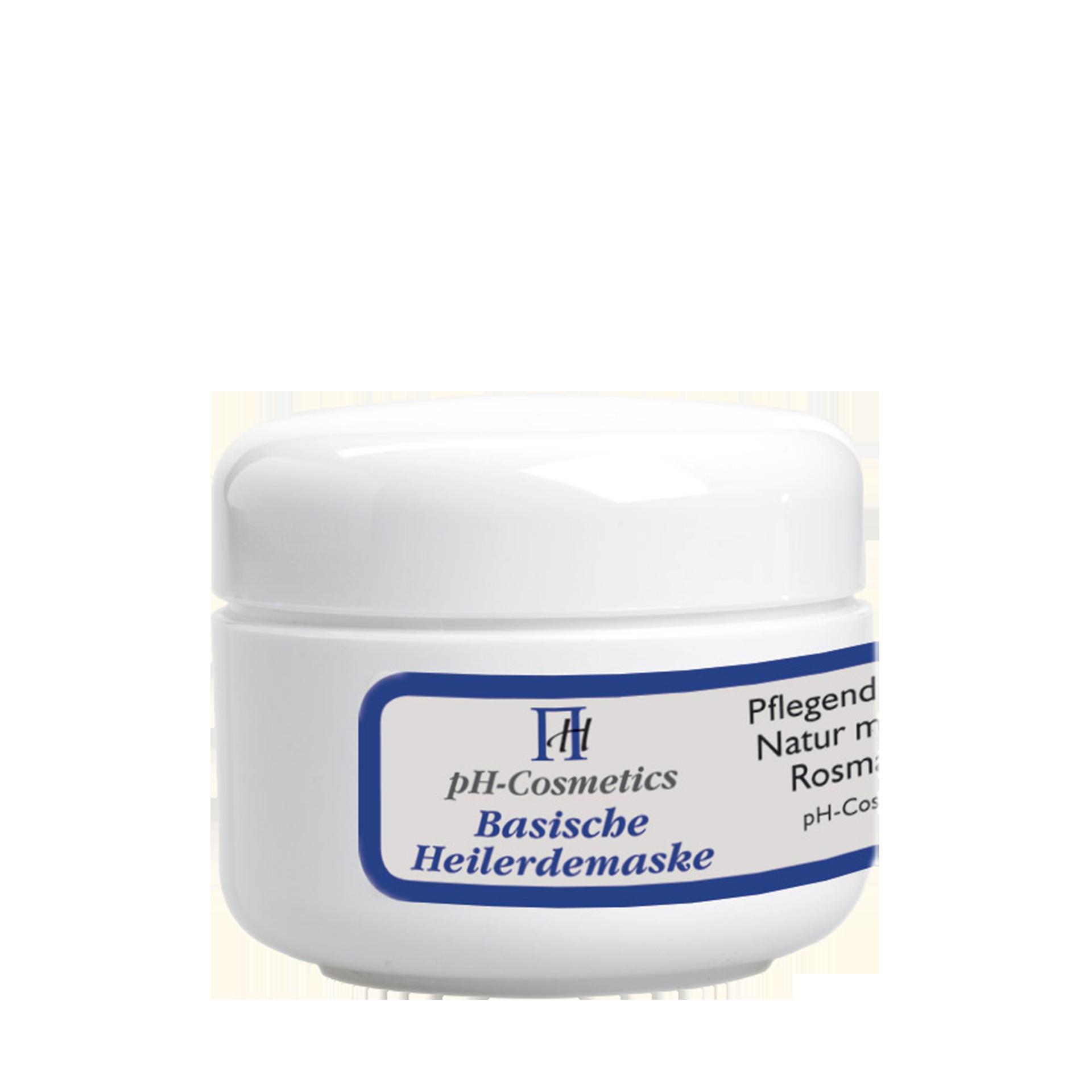 Basische Heilerde-Maske, pH 7.5, 50 ml