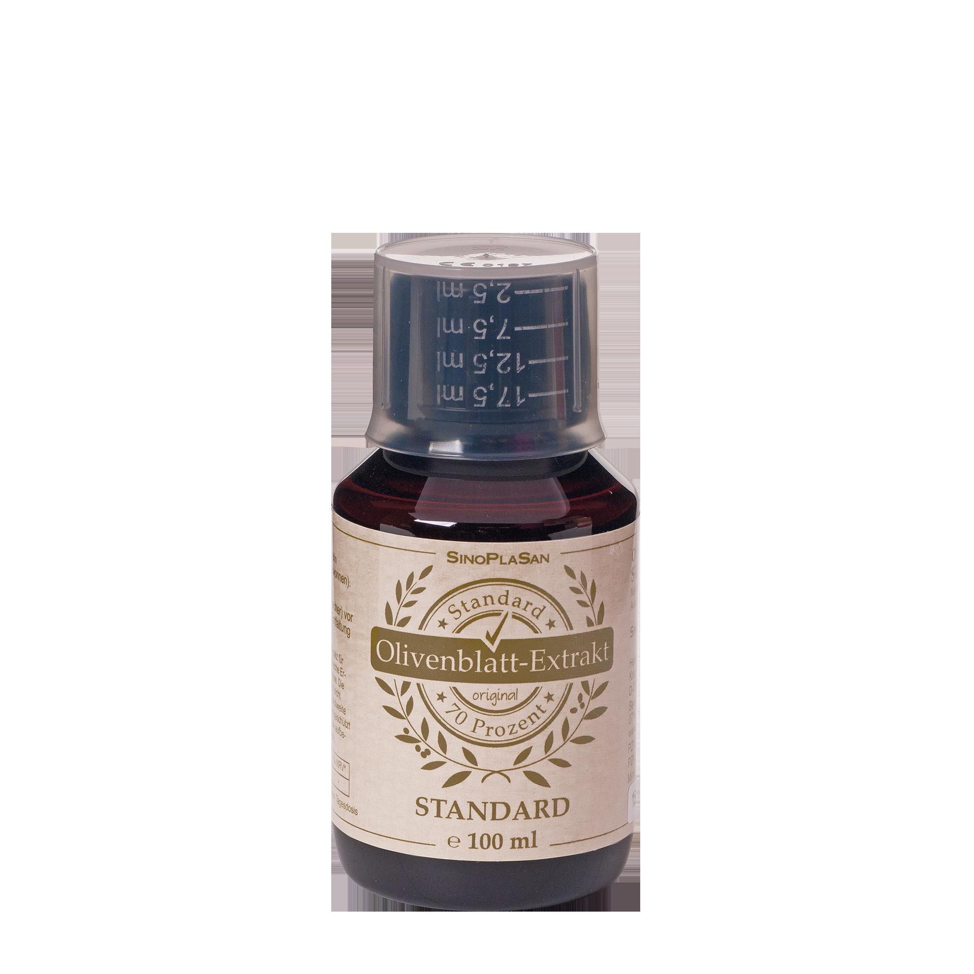 Olivenblattextrakt, flüssig, 100 ml