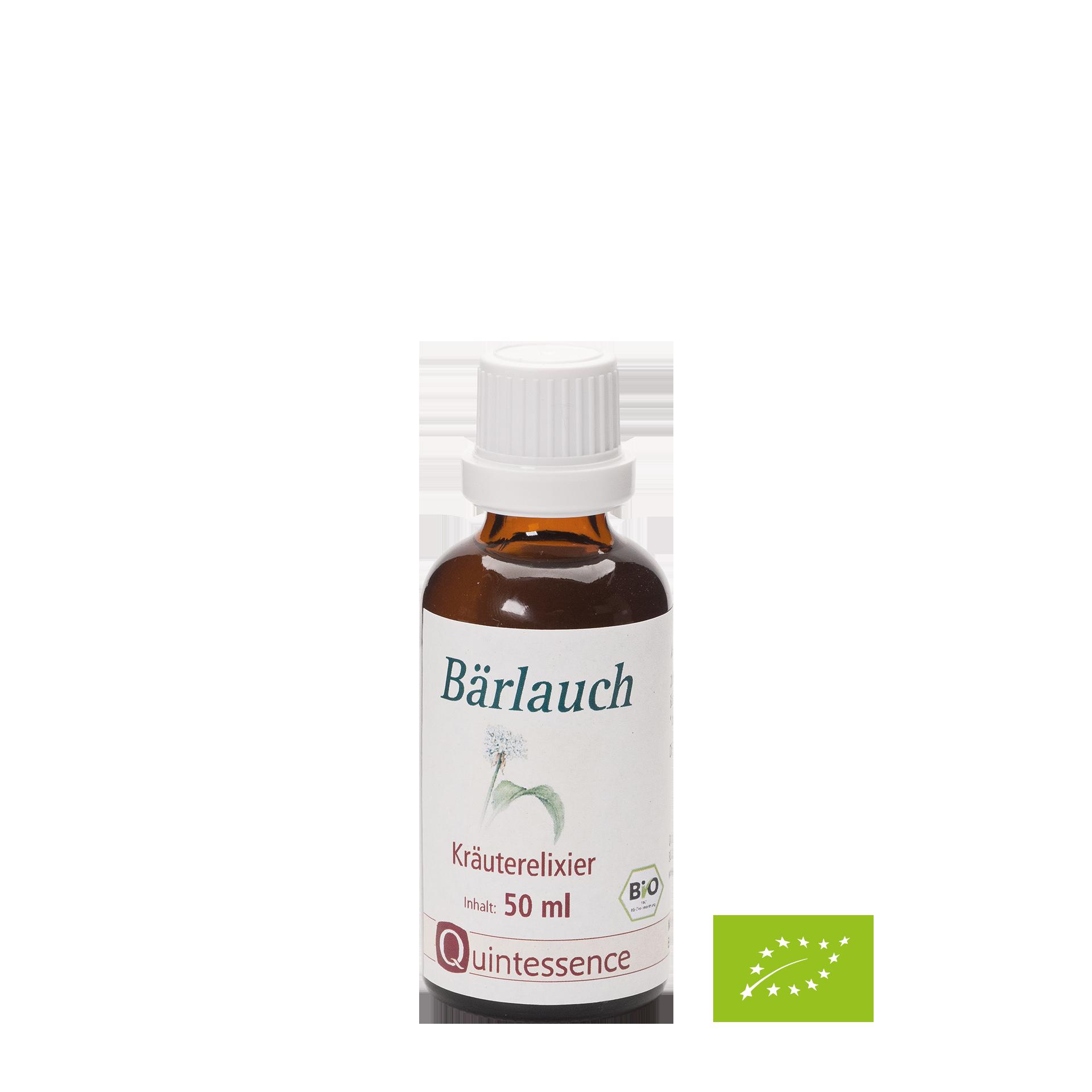 Bärlauch Kräuterelixier, BIO, 50 ml