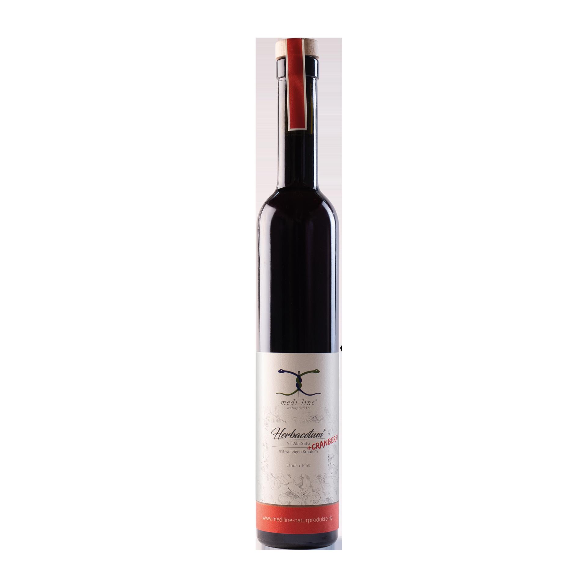 Herbacetum plus Cranberry, 500 ml
