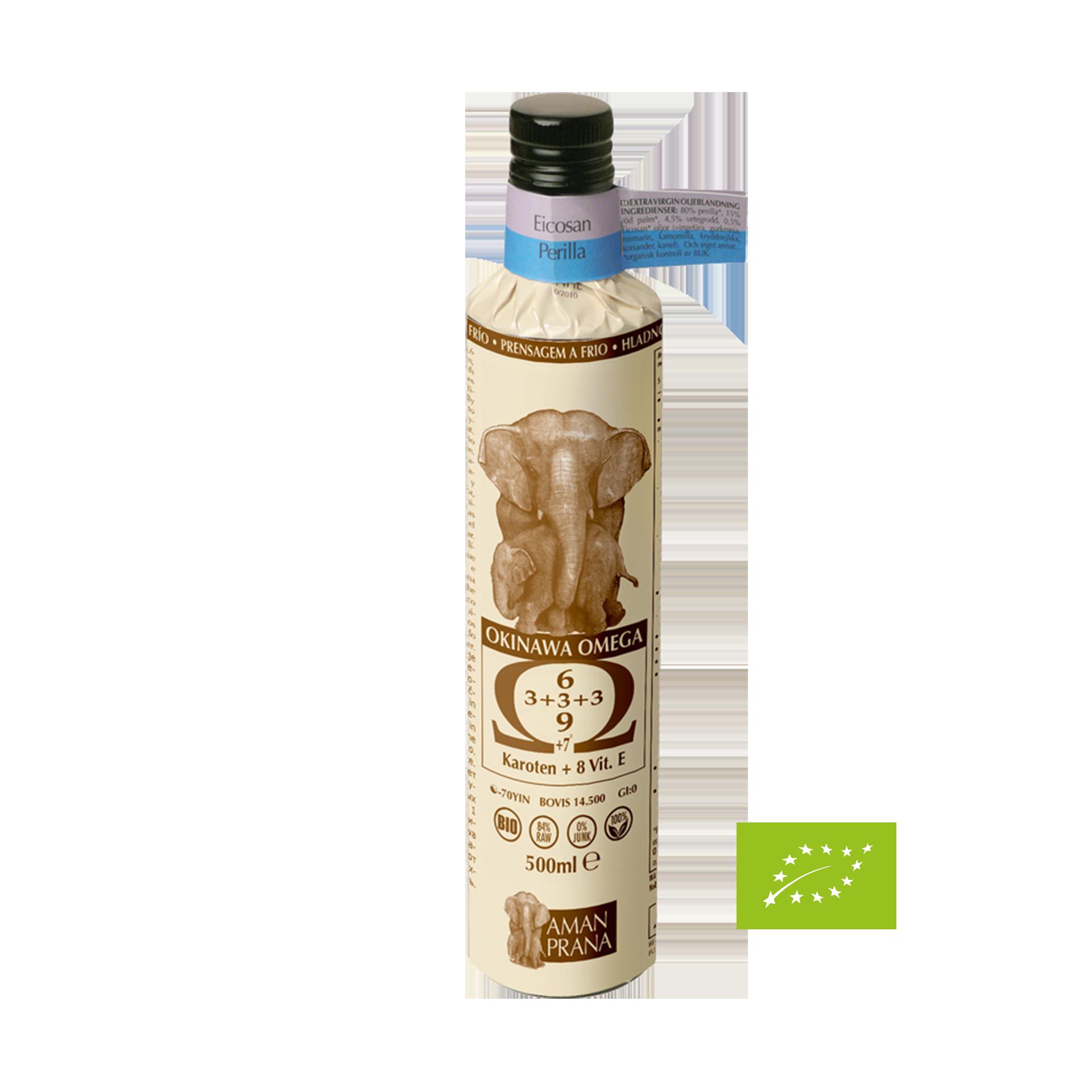 Eicosan Perilla-Öl, 500 ml
