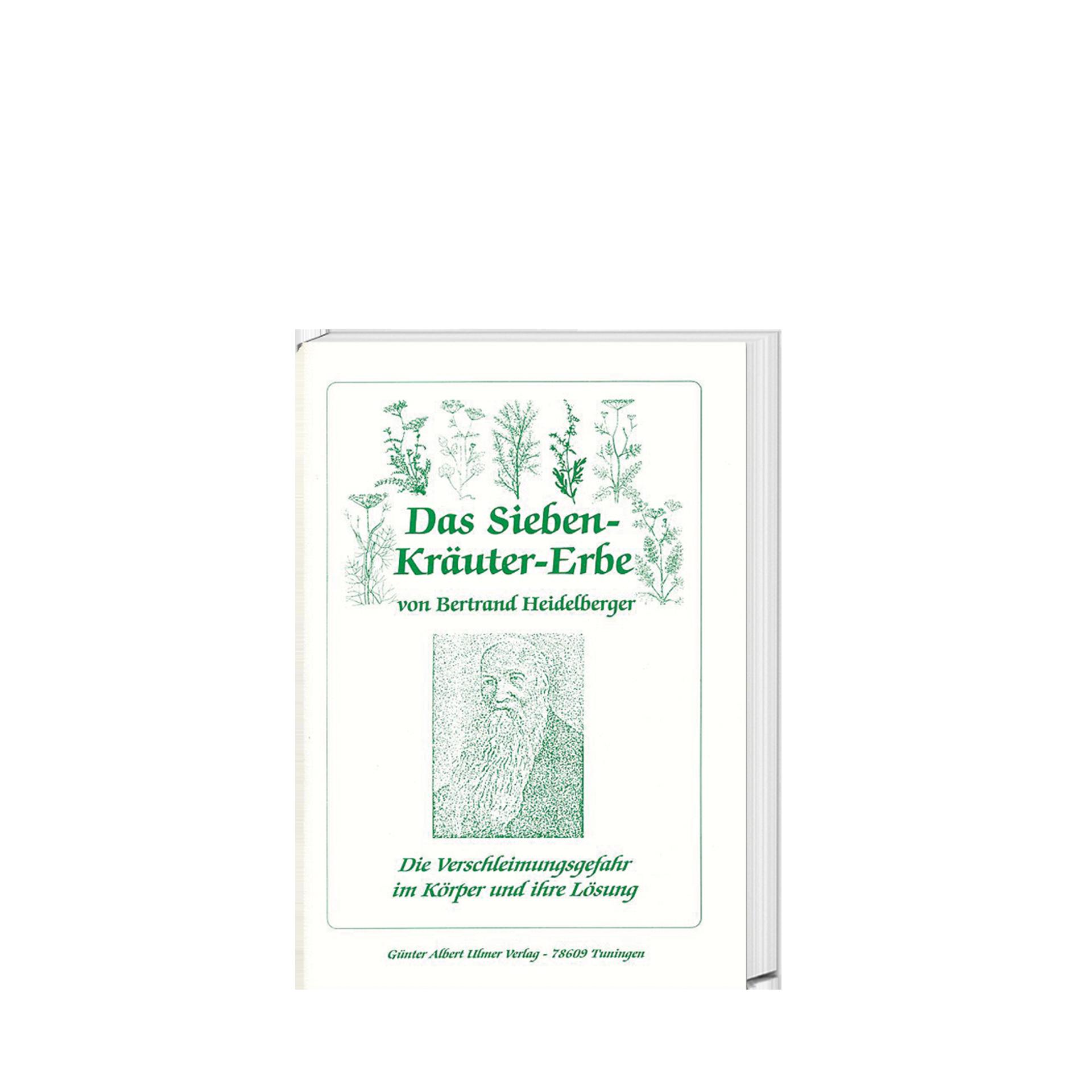 Das Sieben-Kräuter-Erbe, 64 Seiten