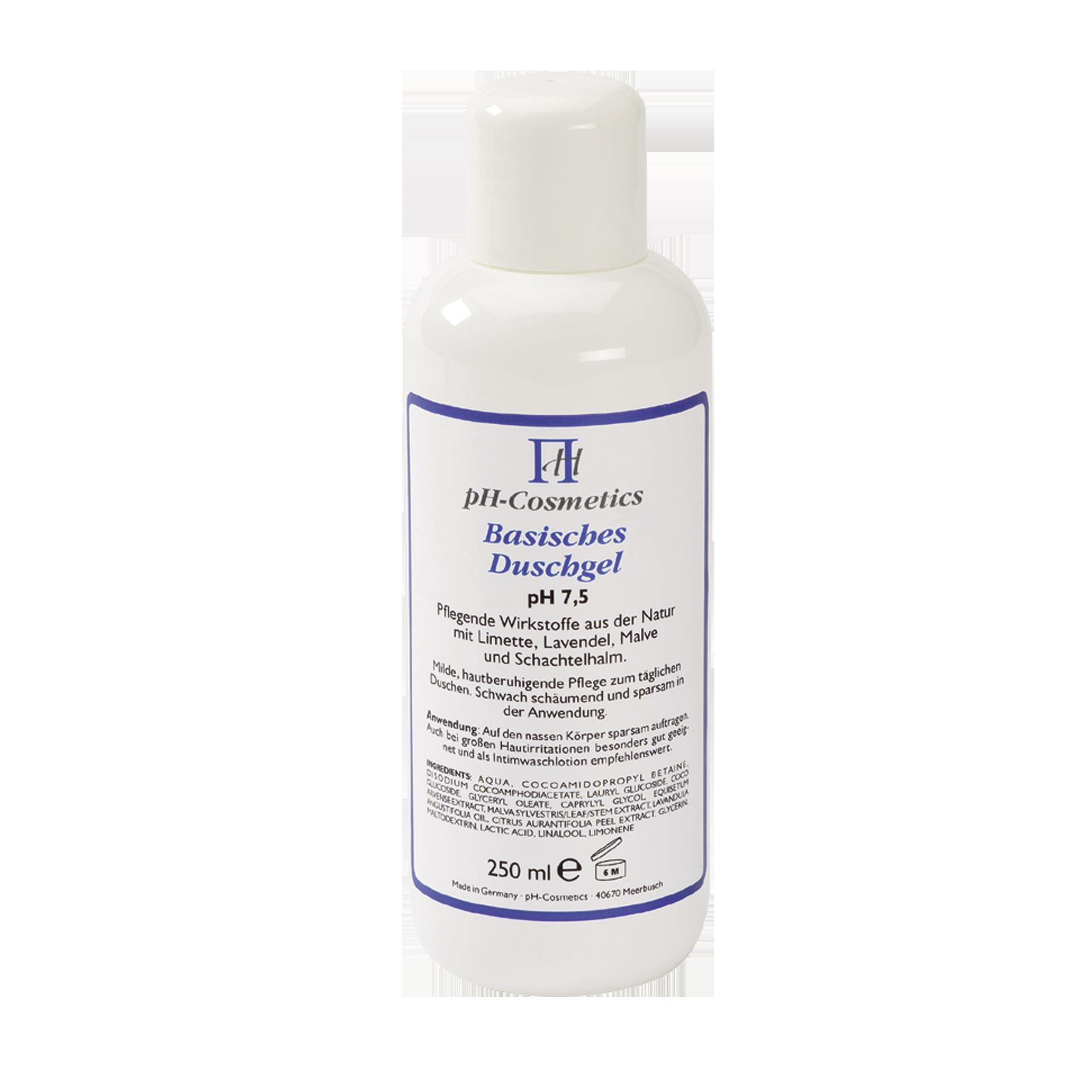 pH-Cosmetics Basisches Duschgel, pH 7.5, 250 ml