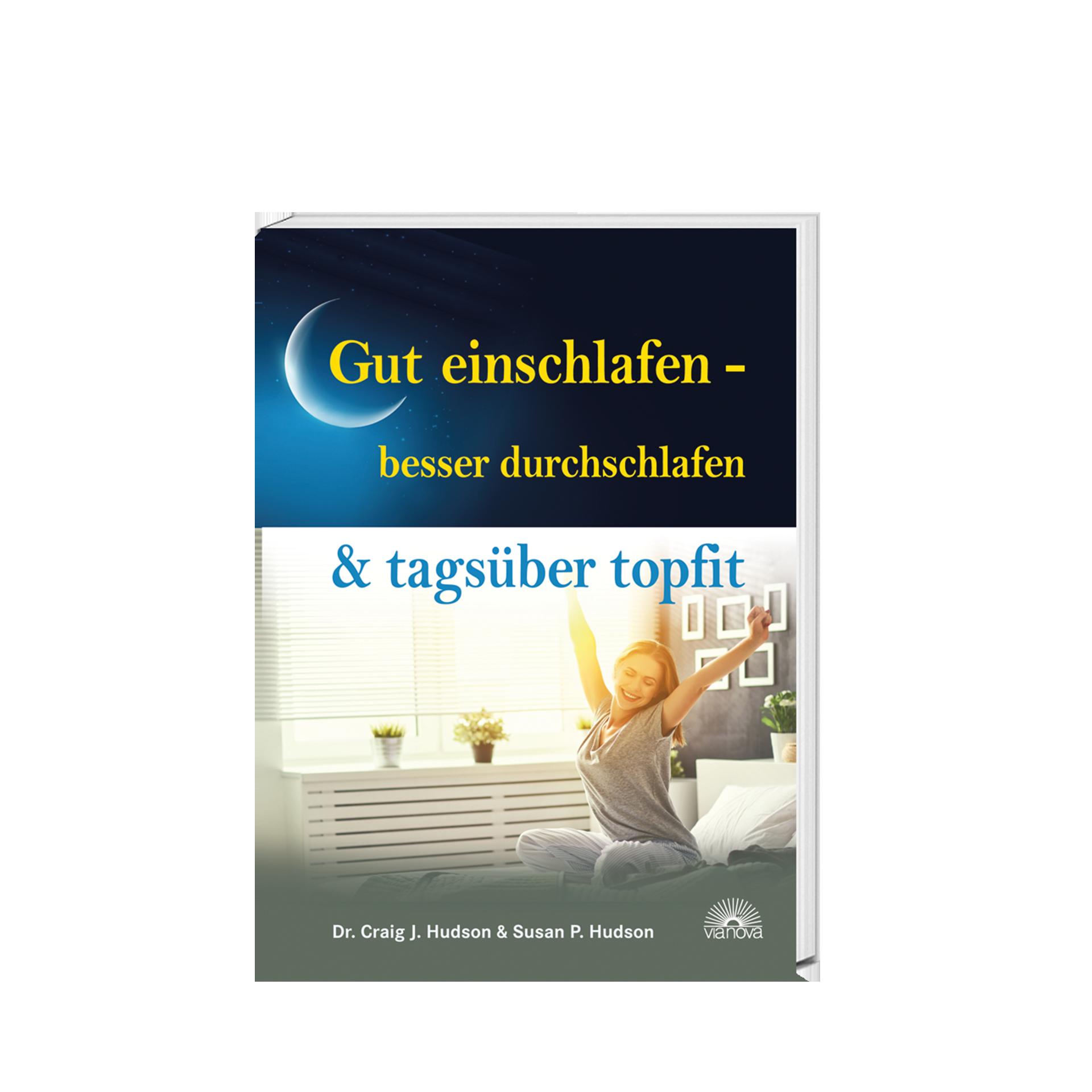 Gut einschlafen - besser durchschlafen & tagsüber topfit, 116 Seiten