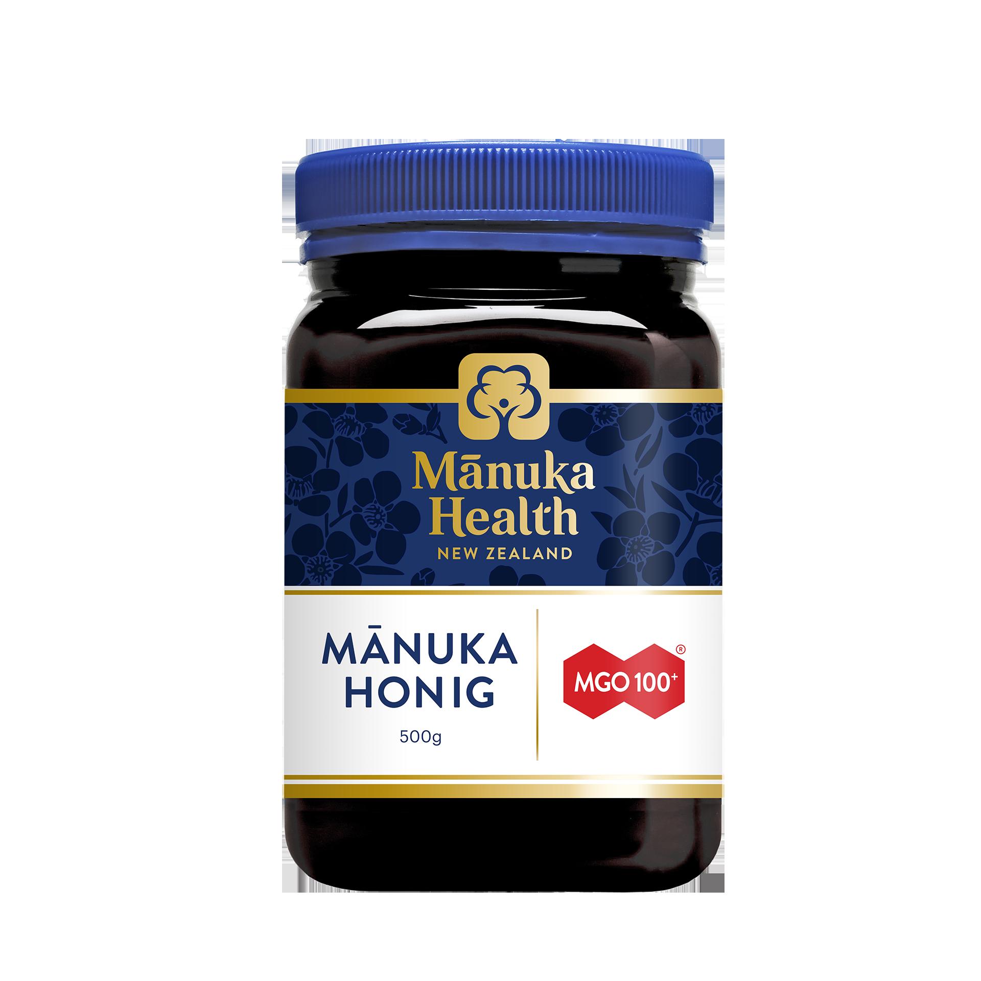 Manuka Honig MGO 100+, 500 g