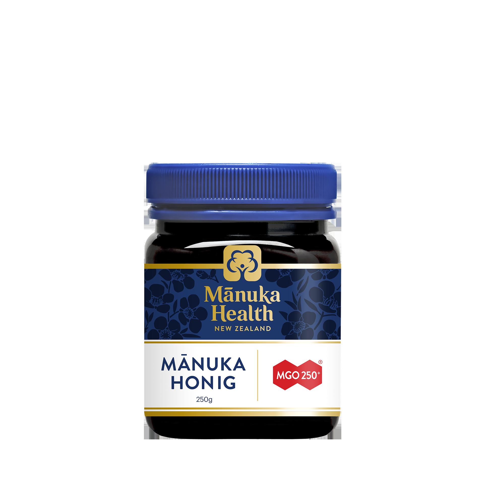 Manuka Honig MGO 250+, 250 g