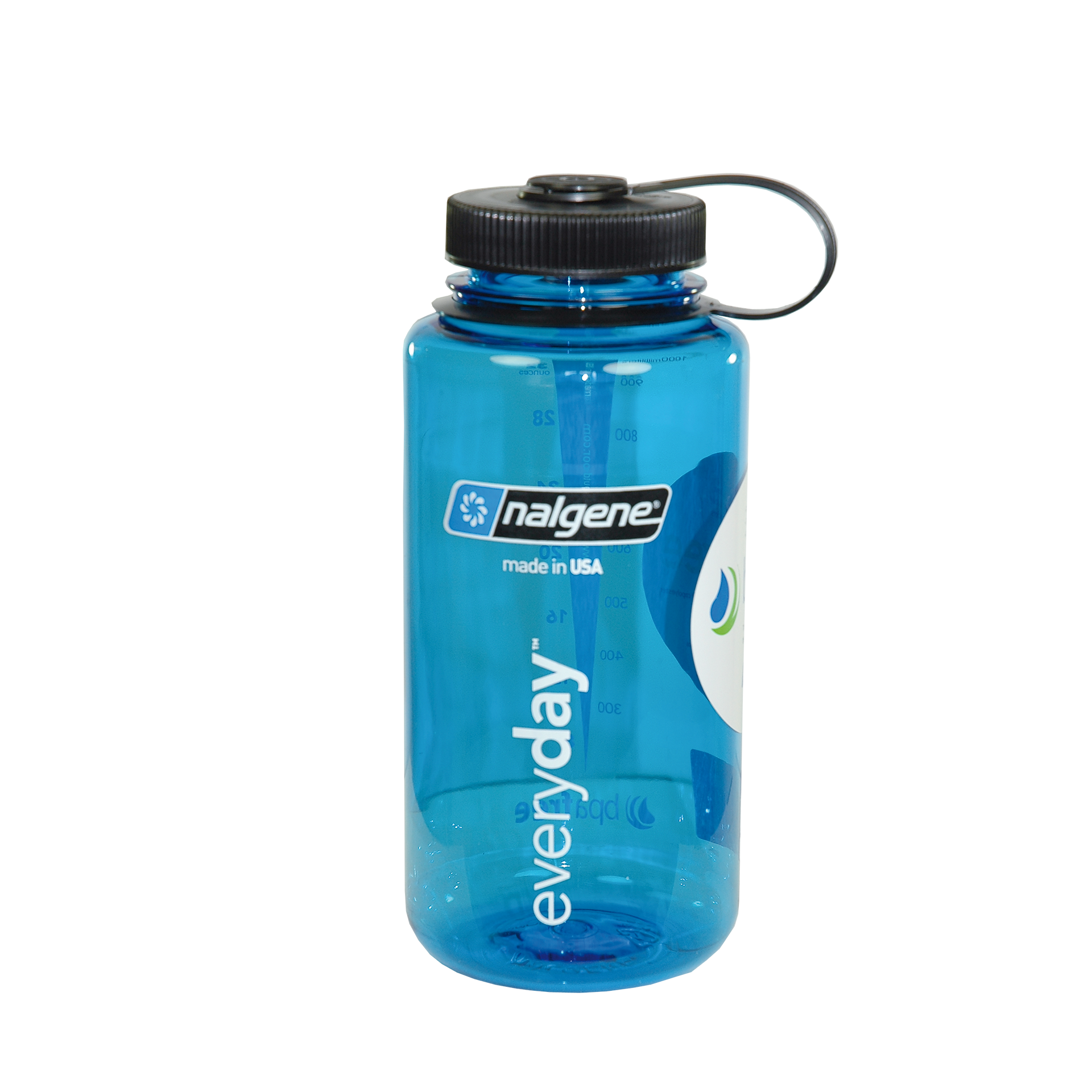 """Nalgene Everyday Trinkflasche """"weithals"""" bpa-frei, 1,0 Liter"""