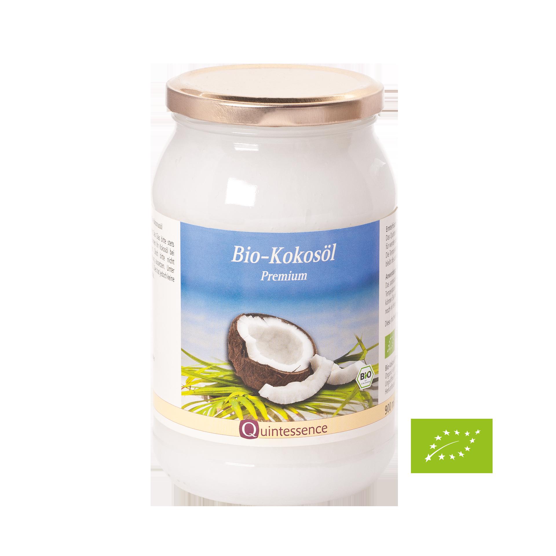 BIO-Kokosöl, Quintessence, 900 ml