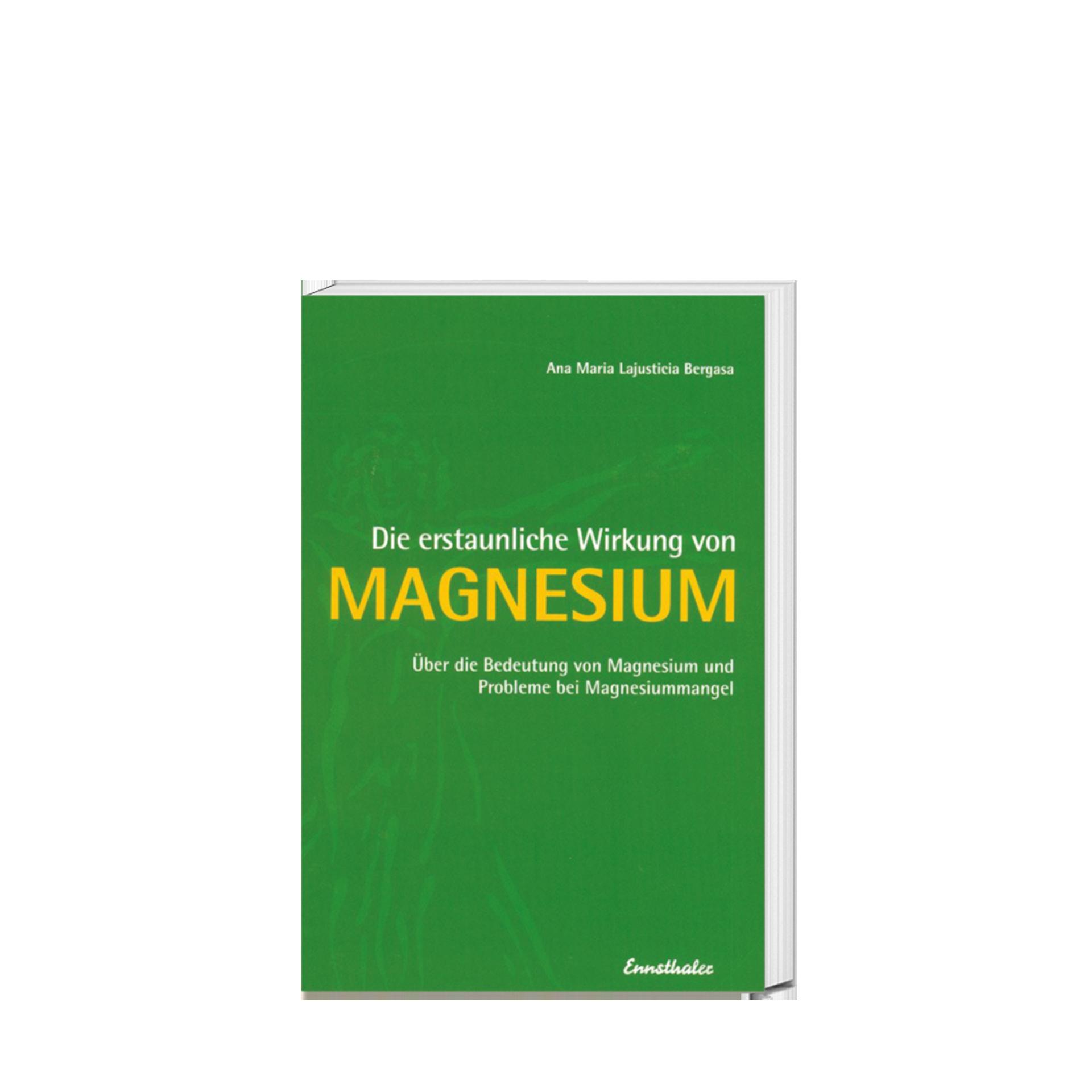 Die erstaunliche Wirkung von Magnesium, 104 Seiten