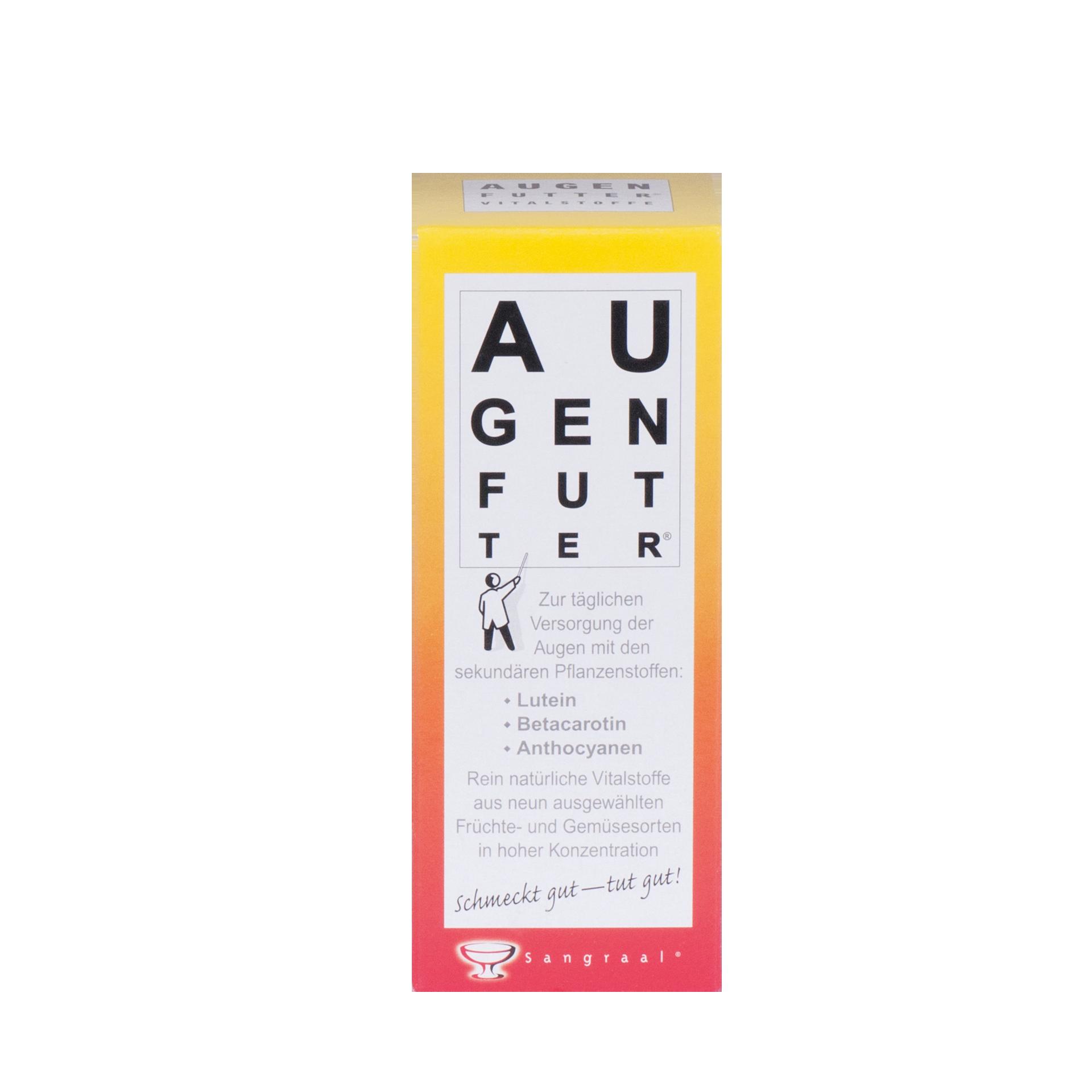Augenfutter, 100 ml, ohne Alkohol