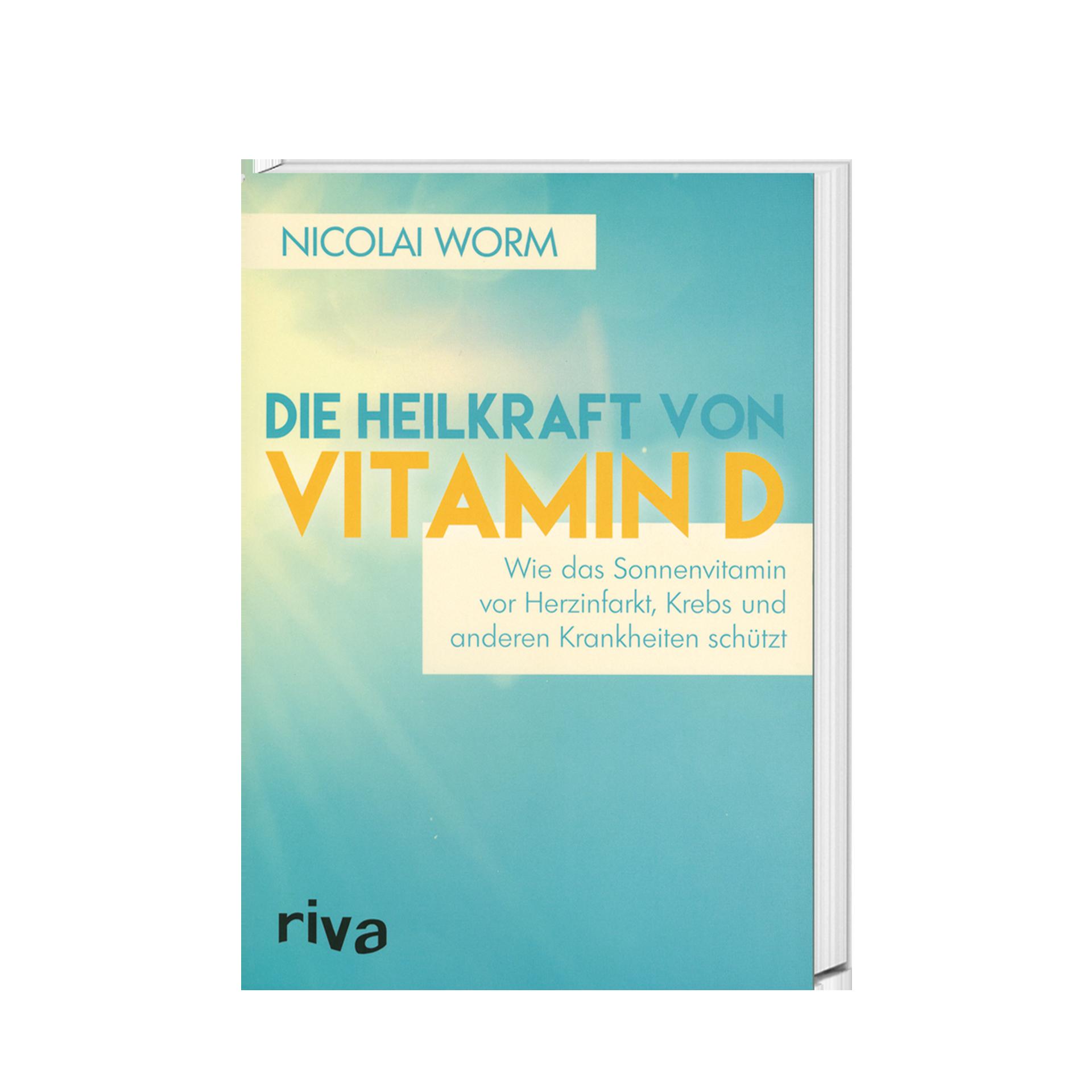 Die Heilkraft von Vitamin D, 196 Seiten