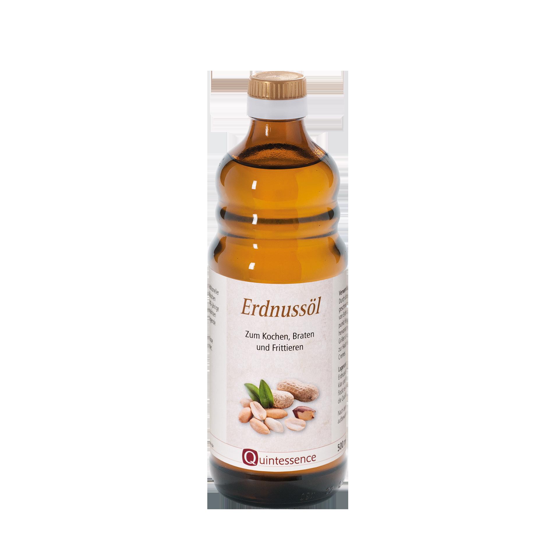 Erdnussöl, 500 ml