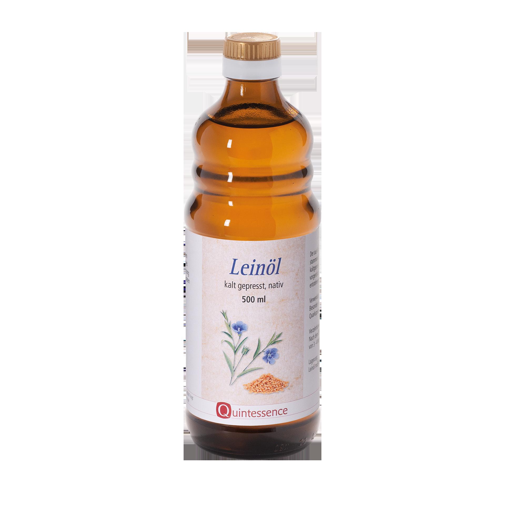 Leinöl, 500 ml
