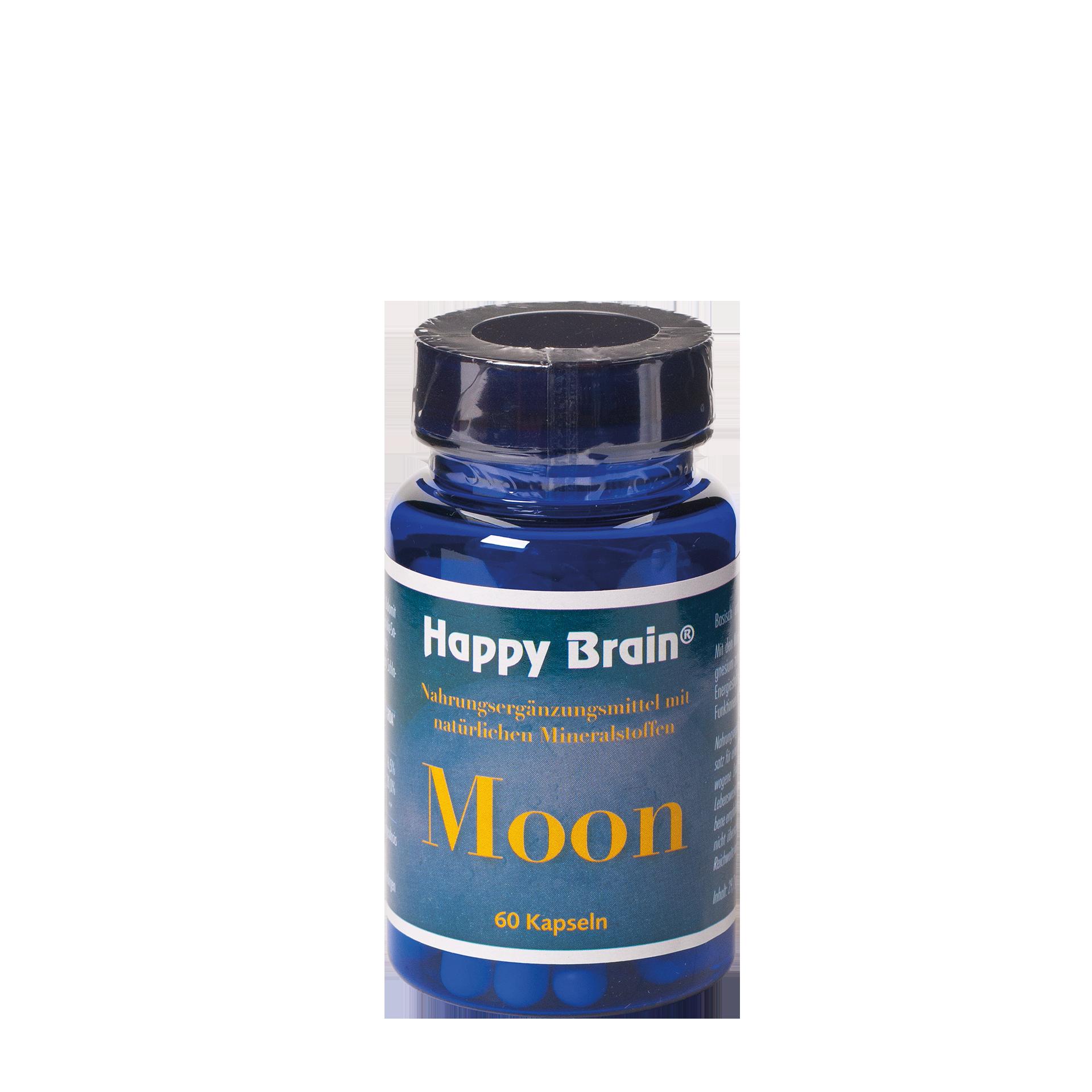 Happy Brain Moon, 60 Kapseln
