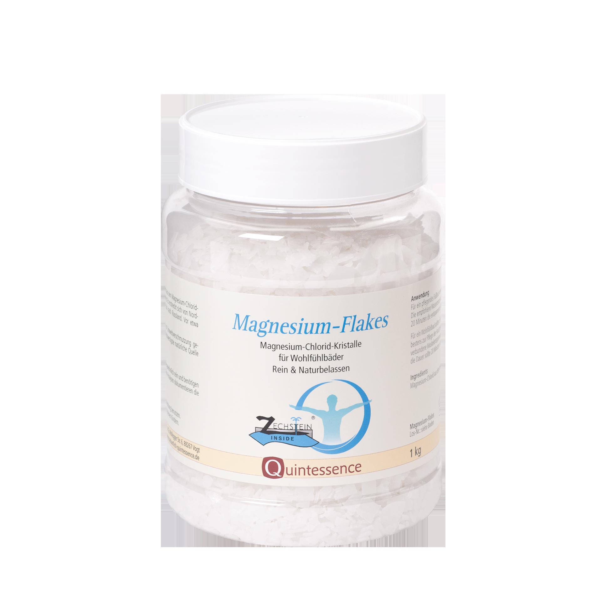 Zechstein-Magnesium-Flakes, 1 kg