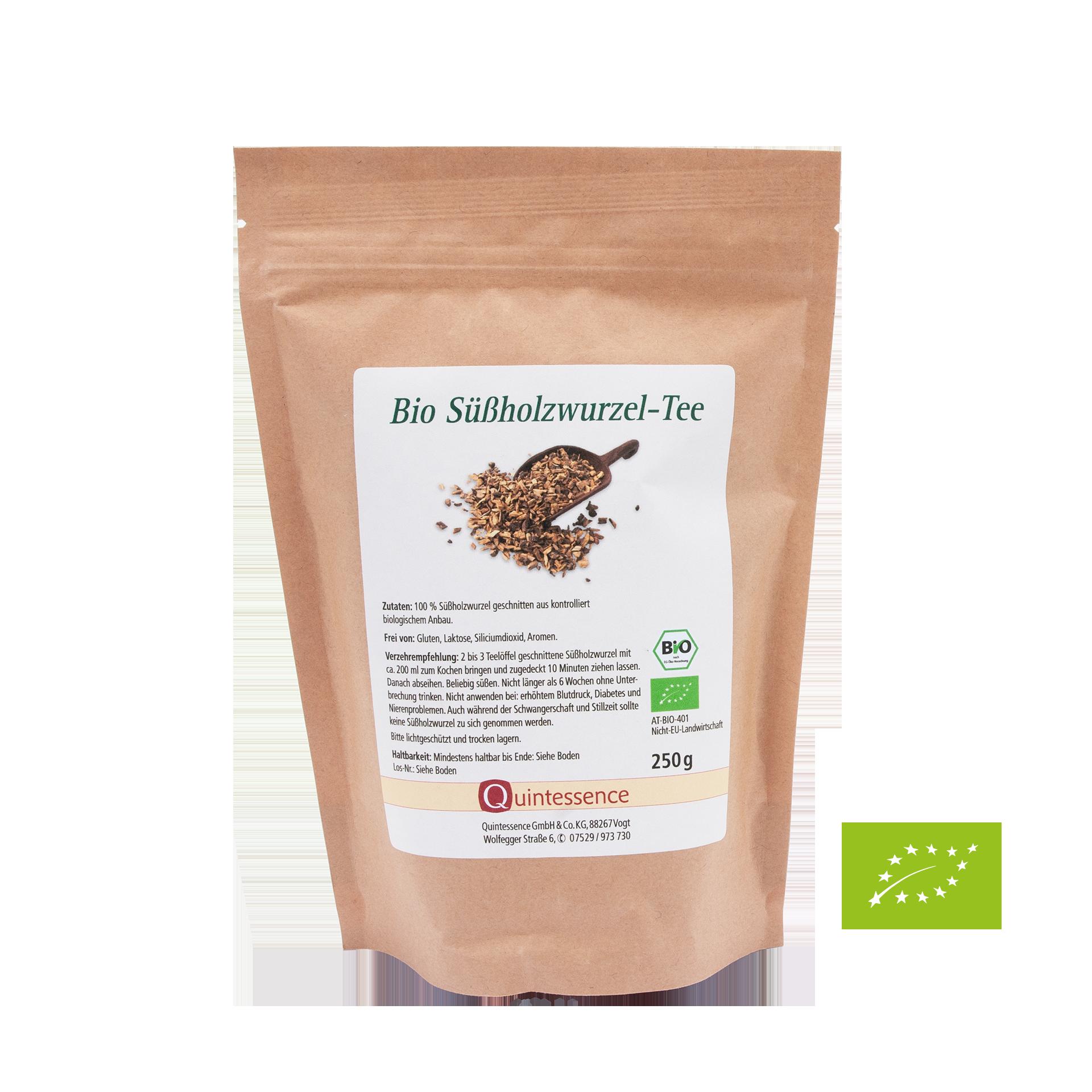 Bio-Süßholzwurzel Tee, 250 g
