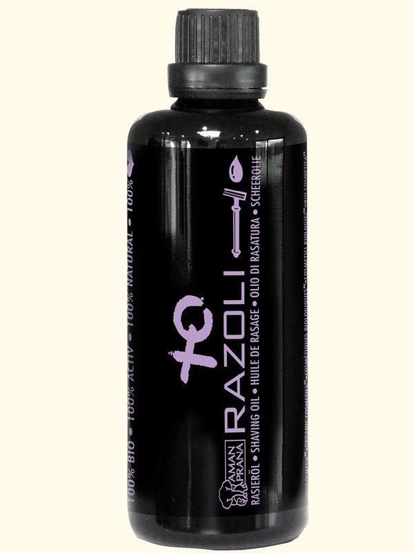 Amanprana Razoli Rasieröl für Frauen, 100 ml