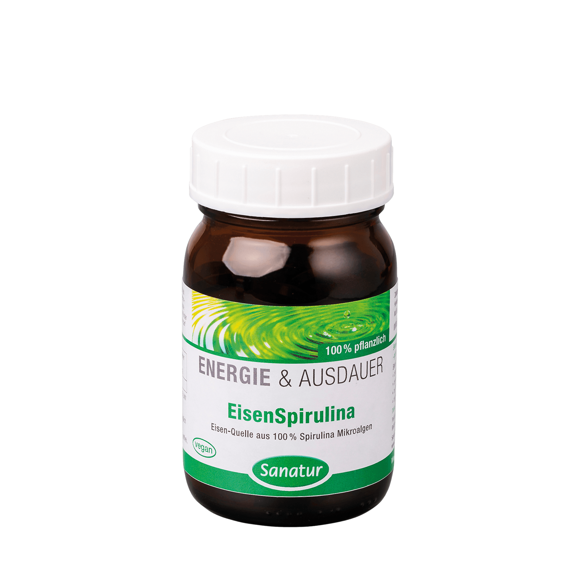 EisenSpirulina, 250 Tabletten