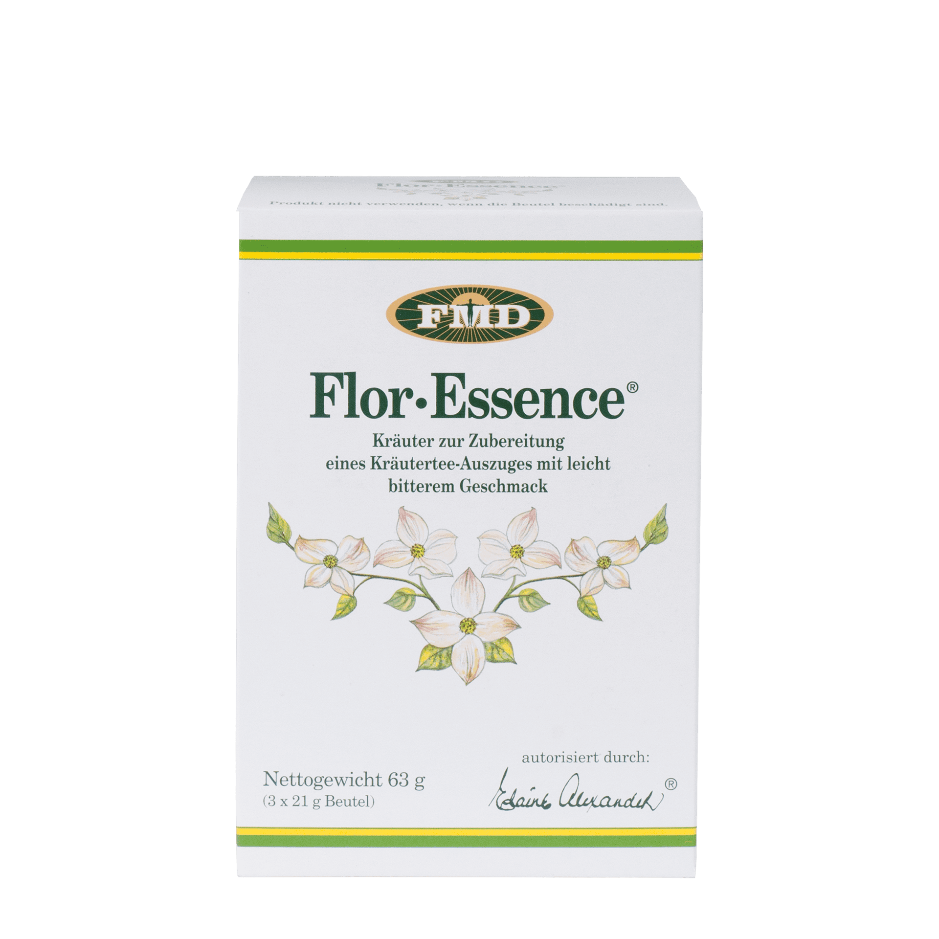 Flor Essence Kräutermischung, 3 x 21g