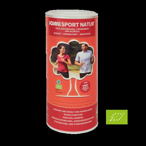 Sojall Sport Natur, BIO, 650 g