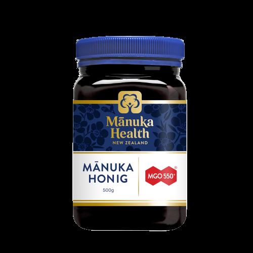 Manuka Honig MGO 550+, 500 g