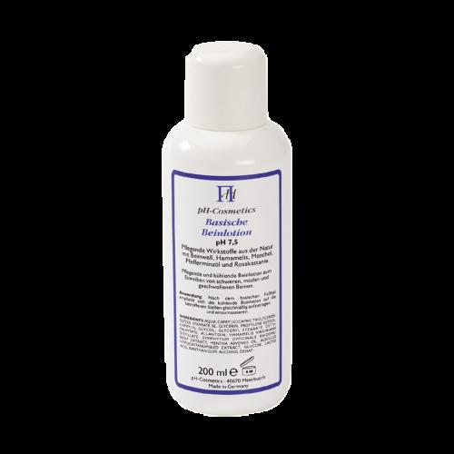 Basische Beinlotion, pH 7.5, 200 ml