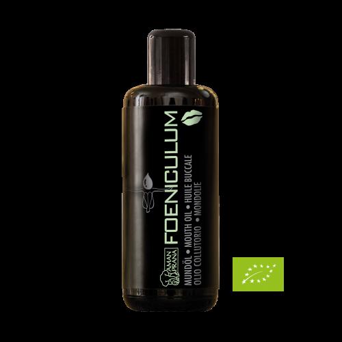 Foeniculum Mundöl von Amanprana BIO, 200 ml