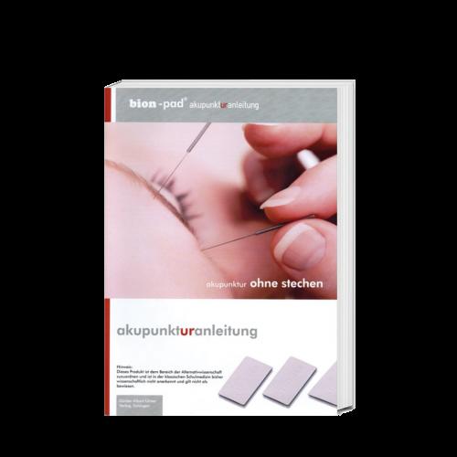 bion-pad Akupunkturanleitung, 21 Seiten