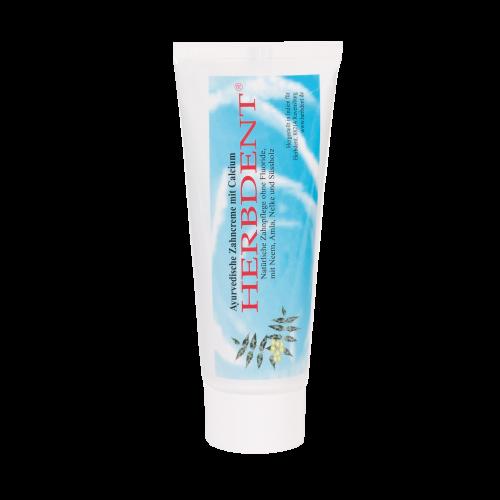 Herbdent - Ayurvedische Zahncreme mit Calcium, 100 g