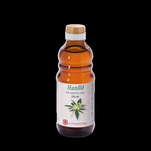 Hanföl kaltgepresst, 250 ml