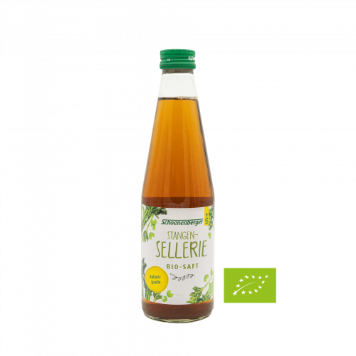 Stangensellerie-Saft Bio, 330 ml