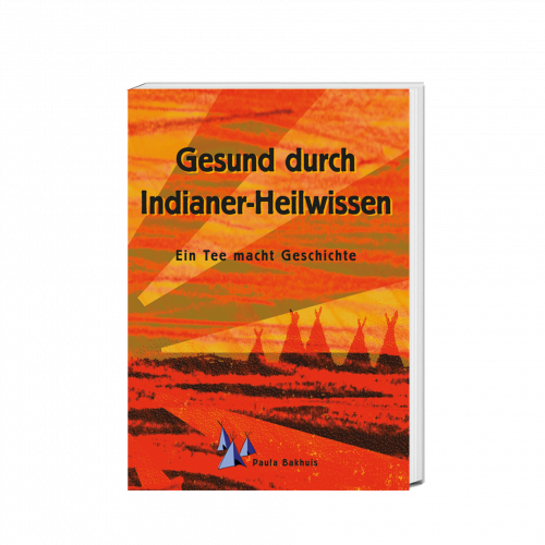 Gesund durch Indianer-Heilwissen, 236 Seiten