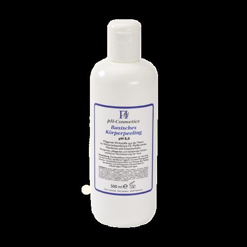 Basisches Körperpeeling, pH 8.0, 500 ml